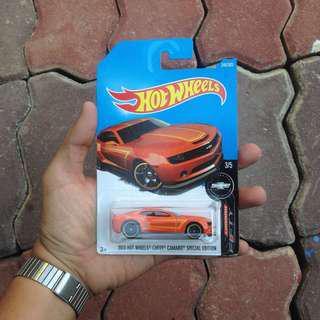 Hot Wheels - 2013 Chevy Camaro Special Edition