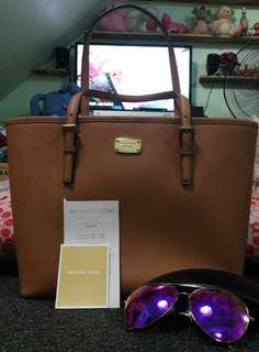 MK Jet Set Bag Authentic