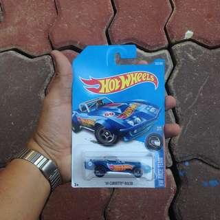Hot Wheels - '68 Corvette Racer