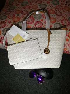 MK Hayley Tote Bag