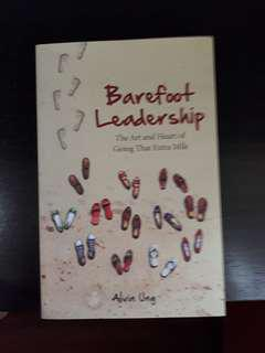 Brand new barefoot leadership