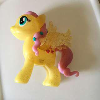 Fluttershy MLP medium size figure
