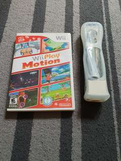 PRELOVED Wii Game Play Motion