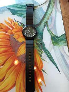 Casio 防水手錶