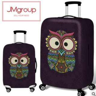3D Luggage Cover (Many design can mix)