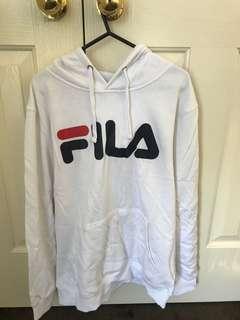 Bnwt fila hoodie
