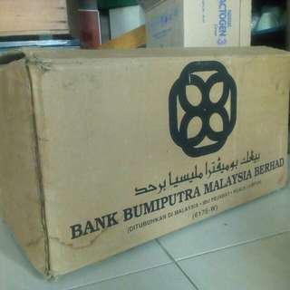 Bank Bumiputra Box
