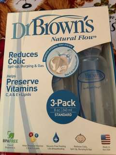 Dr brown bottles