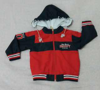 Snoopy Rain Jacket for Boys Size M (2-3 years old)