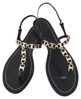 🚚 Tory Burch Gemini sandals