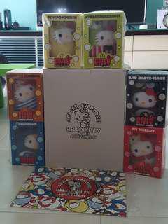 🚚 40th Anniversary Hello Kitty Set