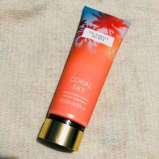 Victoria Secret Coral Sky Lotion