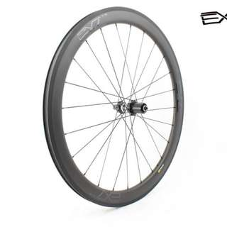 Extremelight Wheels 50mm Carbon Clinchers