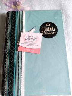 CUTE JOURNAL THE PAPER STONE