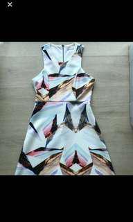 Preloved Love bonito dress (M)