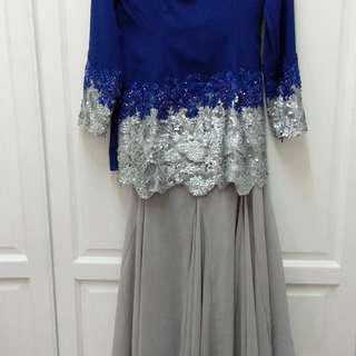 kurung moden RTW BY ARI WEDDING COUTURE
