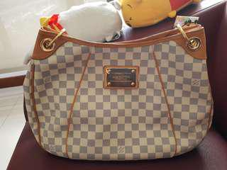 *Fast Deal Limited Time Offer* Louis Vuitton Damier Azur Galleria PM