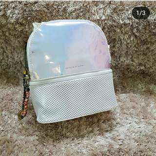 Charles & Keith Holo Backpack