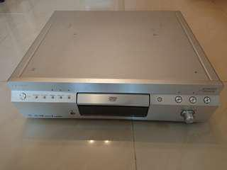 Sony ns9100es DVD, multi channels SACD player