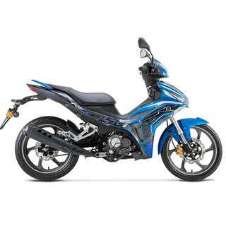 Benelli RFS150 DEPOSIT RM 500 SAHAJA OTR