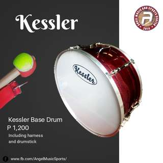 Kessler Bass Drum 22""