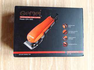Heavyduty Electric Hair Razor for Dogs Cats and Human Shaver Trimmer Clipper