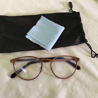 Rosegold Eyeglasses