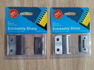 Replacement Standard Size Blade for Wahl Stainless Steel