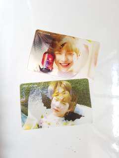 🚚 Wanna One Kang Daniel Think Nature Lenticular Pcs
