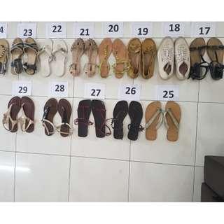 Sepatu Lacoste Zara Nine West Guess Timberland BCBG Aldo MNG