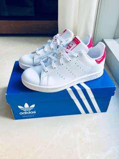 BNIB Adidas Stan Smith Kids Shoes