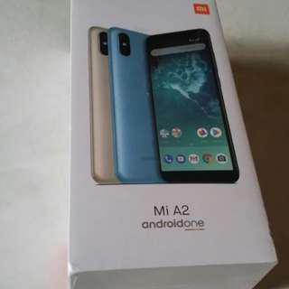 Xiaomi Mi A2 32GB/4GB brand new BLUE