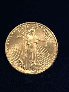 古董鷹洋金幣!