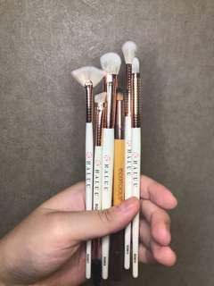 Haluu Eye Makeup Brushes