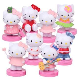 Hello Kitty Figures Set