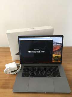 """MacBook Pro - 15"""" Space Grey"""