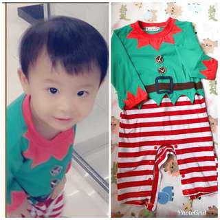 Kostum Elf size 95 (1.5-2y)