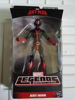 Marvel Legends Antman Black