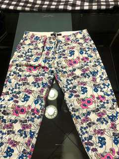 Guess Flower Pants