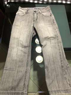 Guess Grey jeans