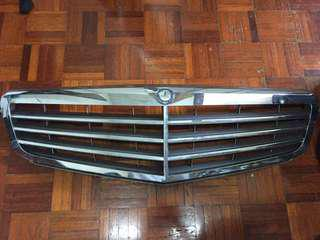 Genuine W204 Front Grill Mercedes Benz