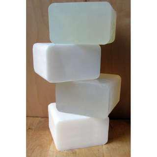 Transparent / White Glycerin Soap Base 1kg