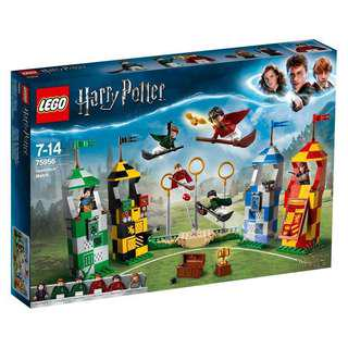 <DEREK> Lego Harry Potter Quidditch Match 75956