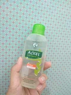 Acnes oil control toner