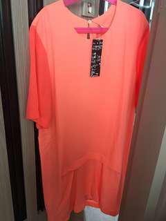 B+Ab 全新連身裙$250