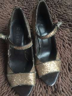 Rotelli glitter gold authentic