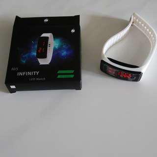 NVS Infinity LED Watch