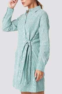 BN Mango Dress with Side Tie