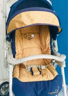 Capella stroller light weight