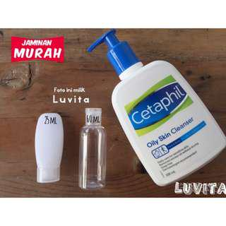 Cetaphil Oily Skin Cleanser Share In Bottle 60 ml